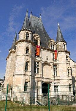 Chateau gaillon pavillon