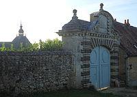 Chemiré-le-Gaudin - Château de la Sauvagère.JPG