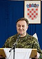 Chief defense of the Croatian forces, Gen. Drago Lovric 150706-F-TH293-268.jpg