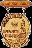 Chiefs 50 Marksmanship Badge