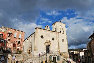 Carpino - Image: Chiesa di San Cirillo