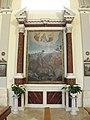 Chiesa di San Giorgio, interno, altare di San Giorgio (Rovolon).jpg