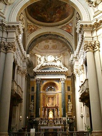 Santa Maria della Vita - Interior
