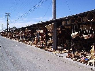 Chimbarongo - Crafts of Chimbarongo.