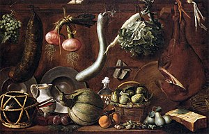Jacopo da Empoli - Still-Life - 17th century