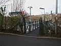 Chipstead station east entrance.JPG