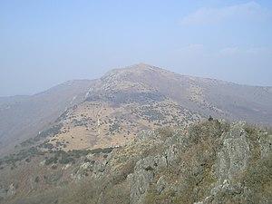 Ulju County - Chonhwang Mountain