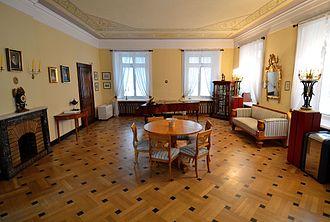 Chopin family parlor - Chopin family parlor