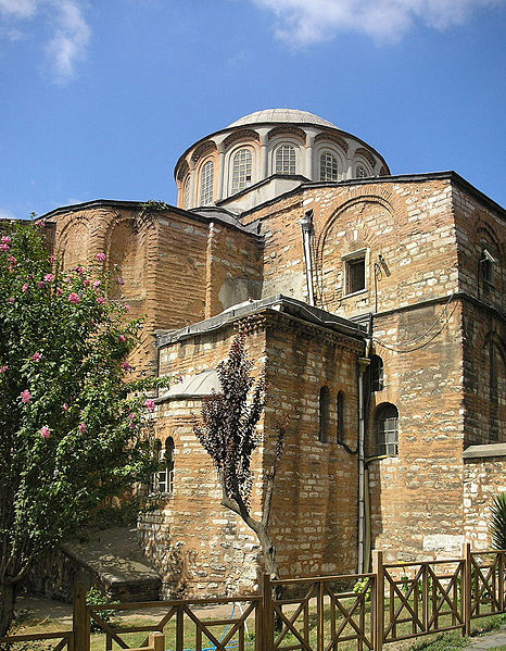 Datoteka:Chora Church Constantinople 2007 Panorama.jpg