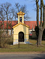 Chrášťany, chapel.jpg