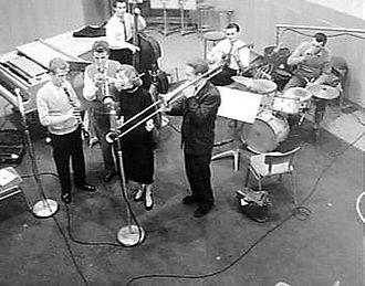 Chris Barber - Chris Barber Band (The Netherlands, Febr. 1957)