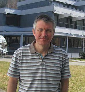 Chris Holmes (mathematician) British statistician