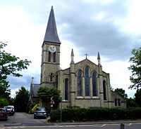 Christ Church, Cockfosters.JPG