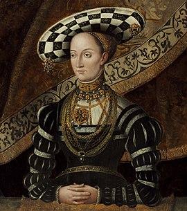 Christina, Hessen, Landgräfin