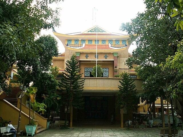 Pagoda Xá Lợi