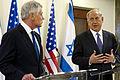 Chuck Hagel and Benjamin Netanyahu.jpg