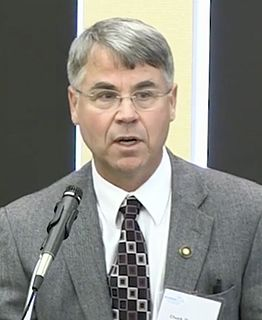 Chuck Thomsen American politician