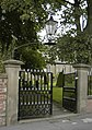 Church gates, Hambleton - geograph.org.uk - 907682.jpg
