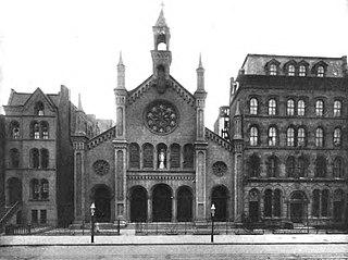 Immaculate Conception Church (Manhattan)