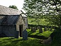 Churchyard, Dunterton - geograph.org.uk - 797517.jpg