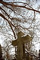 "Cincinnati - Spring Grove Cemetery & Arboretum ""Winter Branches & Cross"" (4274210319).jpg"