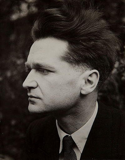 Picture of an author: Emil Cioran
