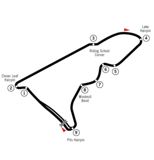 Portuguese Grand Prix - The Monsanto circuit, alternating with Boavista from 1954–1959