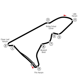 1959 Portuguese Grand Prix - Image: Circuit Monsanto