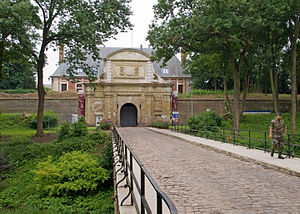 Sarabandes - The Arras Citadel, where Satie was stationed during his military service