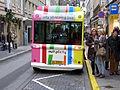 City shopping bus, Beaumontsgaass.jpg