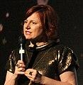 Clare Stewart, LFF Director, introduces Nocturnal Animals (30029404500) (cropped).jpg