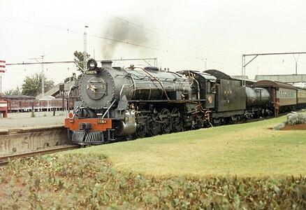 South African Class 15CA 4-8-2 | Revolvy