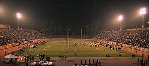 Homecoming - 2007 East LA Classic Halftime show the homecoming football game. The Classic is one of the most highly acclaimed and attended high-school football games west of the Mississippi River and has taken place since 1925.