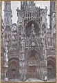 Claude Monet, The Portal of Rouen Cathedral, le Portal vu de face.jpg