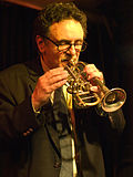 Claudio Roditi Piccolotrompete Unterfahrt 2010-03-21-003