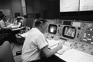Clifford E. Charlesworth NASA flight director