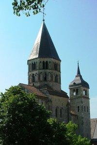 Abadia de Cluny.