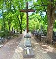 Cmentarz św. Jerzego w Toruniu, lato.jpg