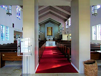 Co-Cathedral of Saint Theresa of the Child Jesus (Honolulu, Hawaii) - Interior