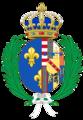 CoA of Louise of Lorraine-Vaudemont.png
