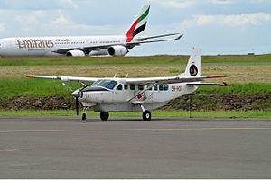 Coastal Aviation - Coastal Aviation Cessna 208 Caravan