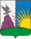 Coat of Arms of Gai rayon (Orenburg oblast).png