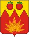 Coat of Arms of Krasninsky rayon (Lipetsk oblast).png