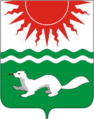 Coat of Arms of Serov rayon (Sverdlovsk oblast).png