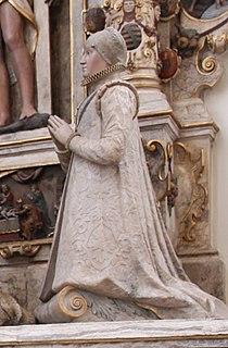 Countess Palatine Elisabeth of Simmern-Sponheim Duchess of Saxony
