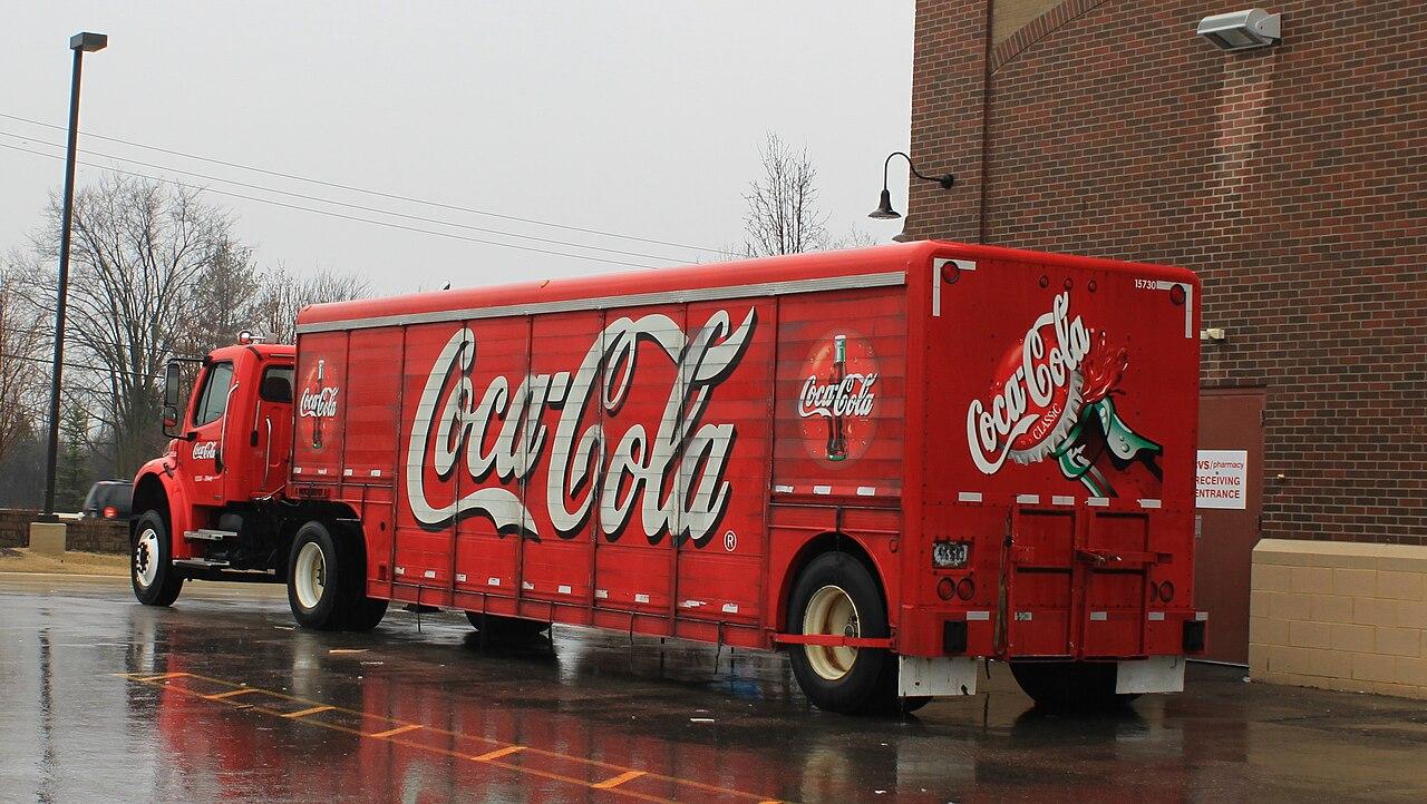 Food Truck Drink Displays
