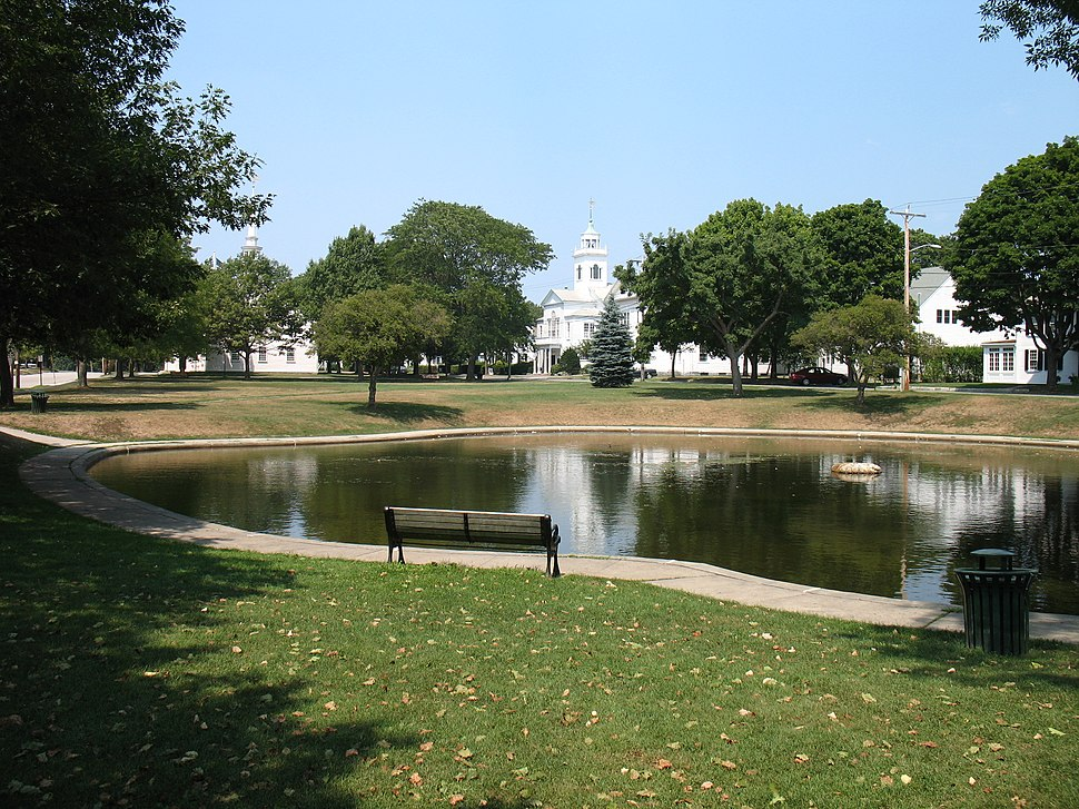 Cohasset Town Common