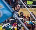 Coldplay Super Bowl 50 halftime show (24720621850) (Guy Berryman).jpg