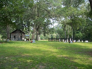 National Register of Historic Places listings in Columbia County, Florida