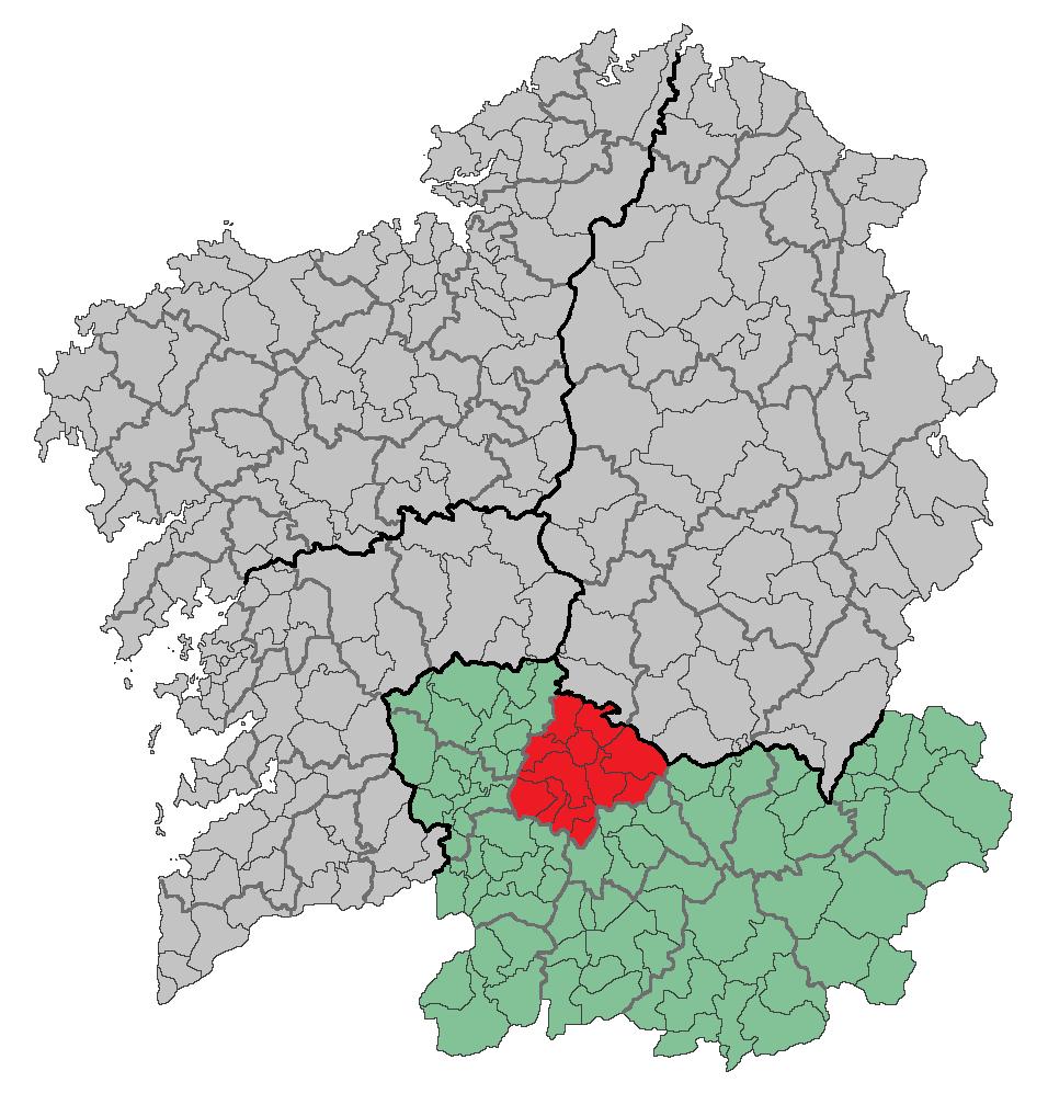 Comarca Ourense